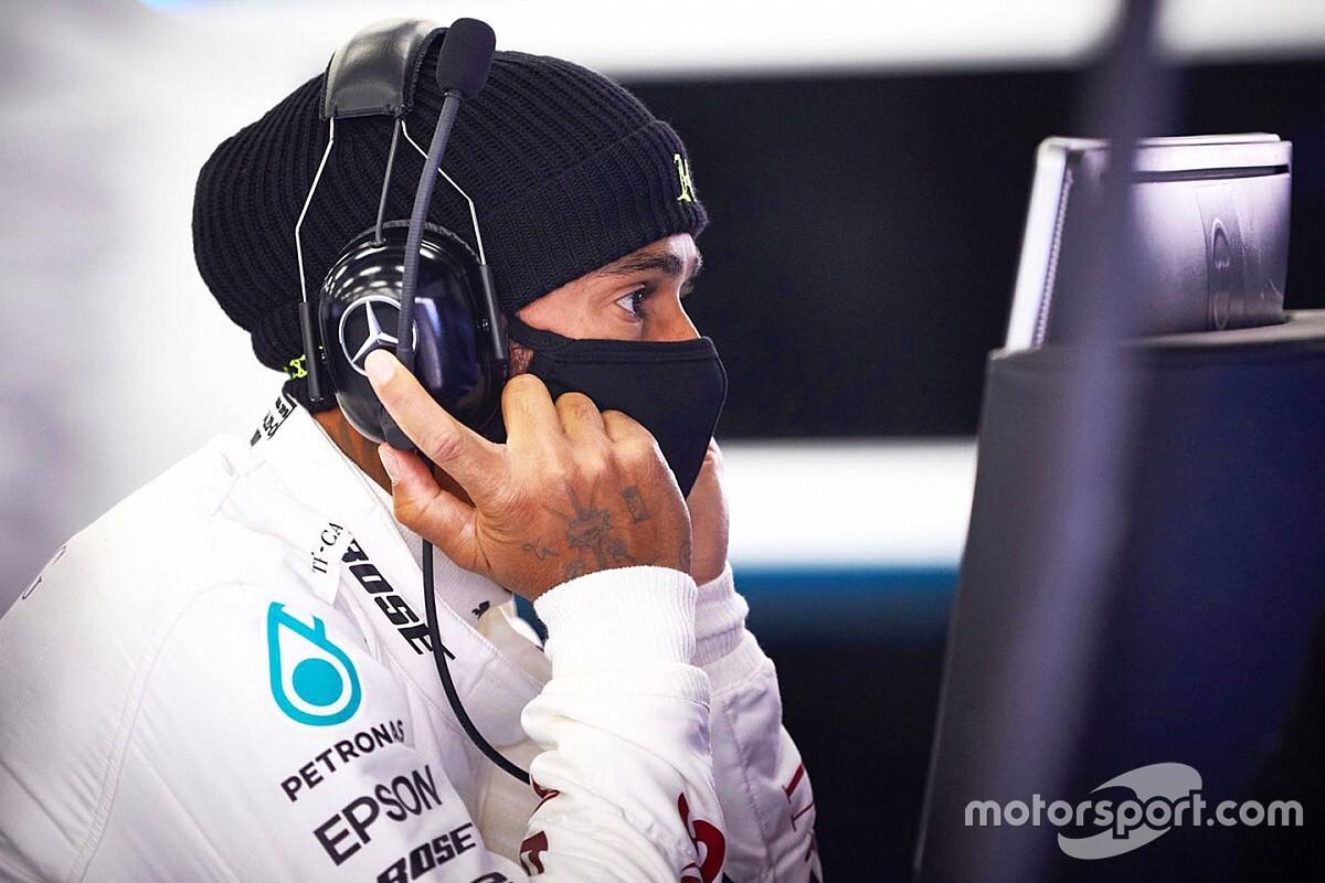 Mercedes: Hamilton tratta il rinnovo in attesa di girare?