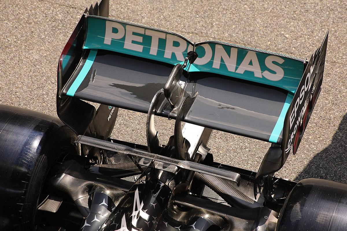 Mercedes: quell'ala in più data dalla sospensione posteriore