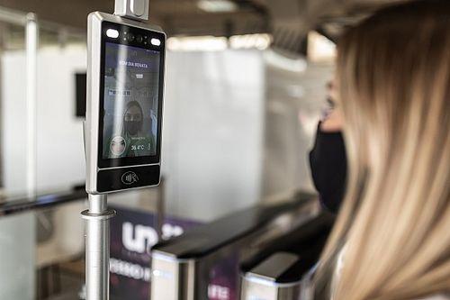 Porsche utiliza tecnologia de reconhecimento facial para cumprir protocolos de segurança contra coronavírus em Interlagos