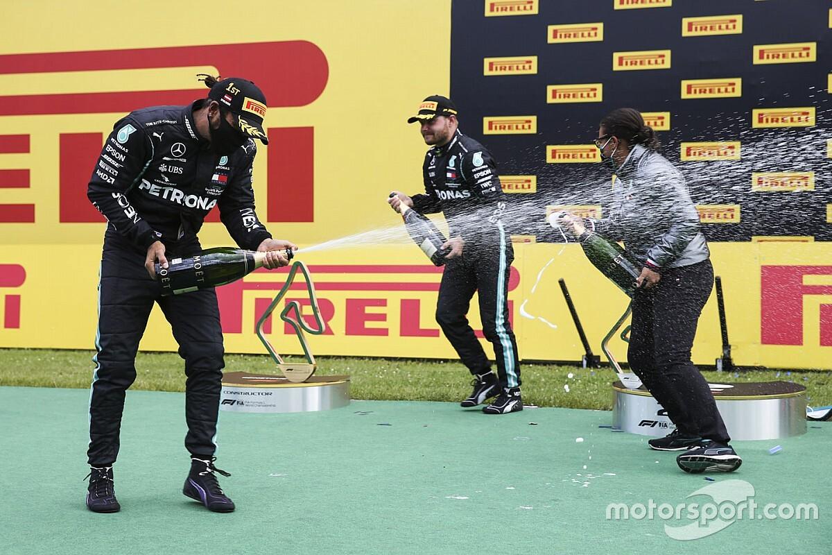 A Mercedes megnevezte a legjobb versenyzői kombinációját