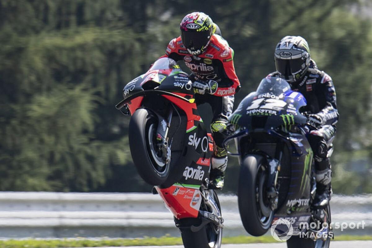 GALERÍA: las imágenes del sábado del GP de República Checa MotoGP