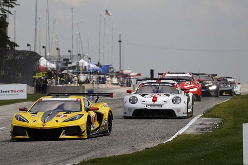 "Corvette ""definitely beatable"", says Porsche's Bamber"