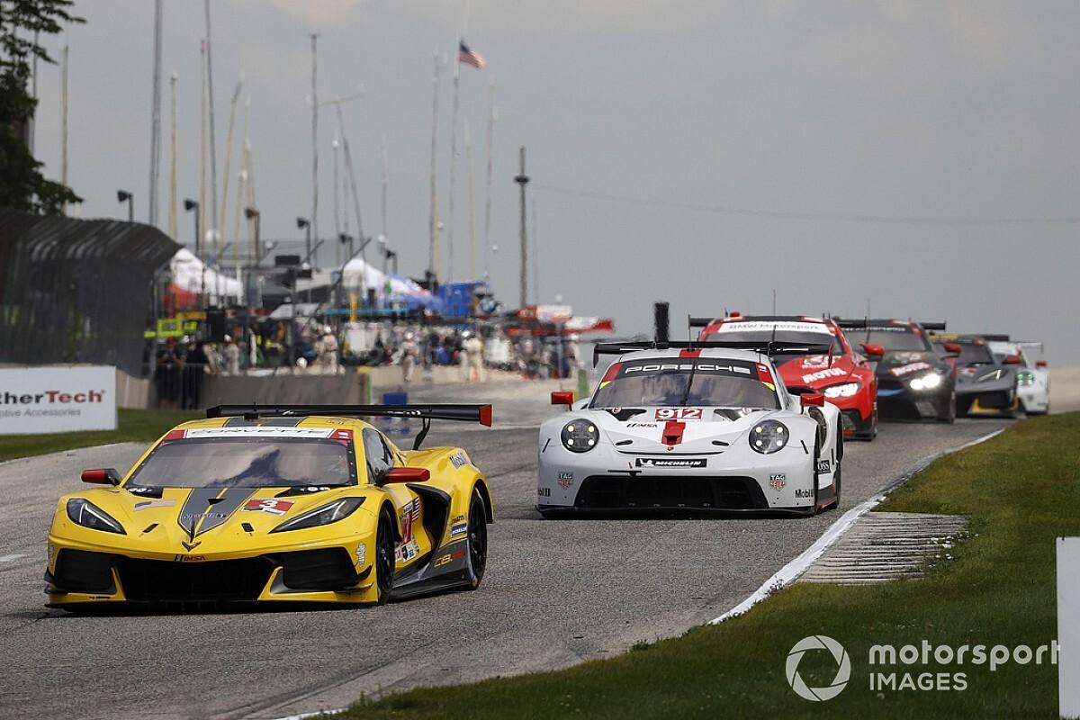 """Corvette """"definitely beatable"""", says Porsche's Bamber"""