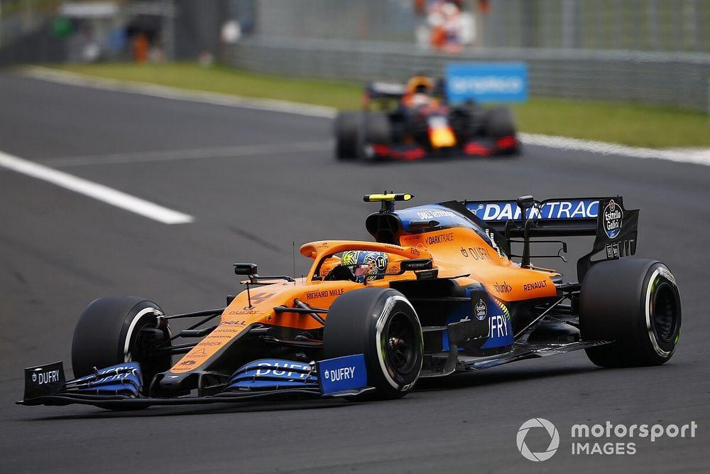 McLaren critique la faille dans le gel des voitures pour 2021