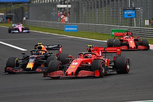 Ferrari restructures F1 technical department over 2020 slump