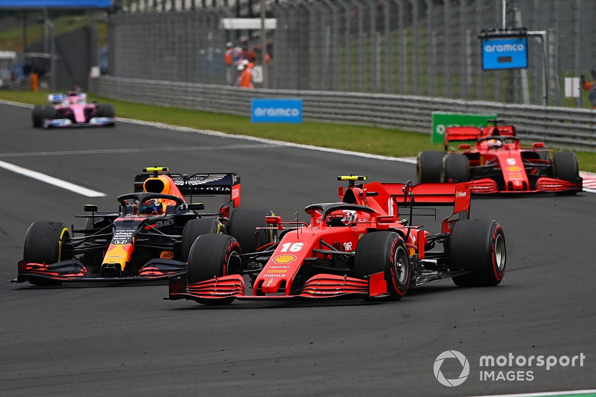 Ferrari restructures F1 technical department over 2020 slump
