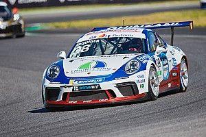 Carrera Cup Italia, Mugello: Iaquinta c'è, Quaresmini super!