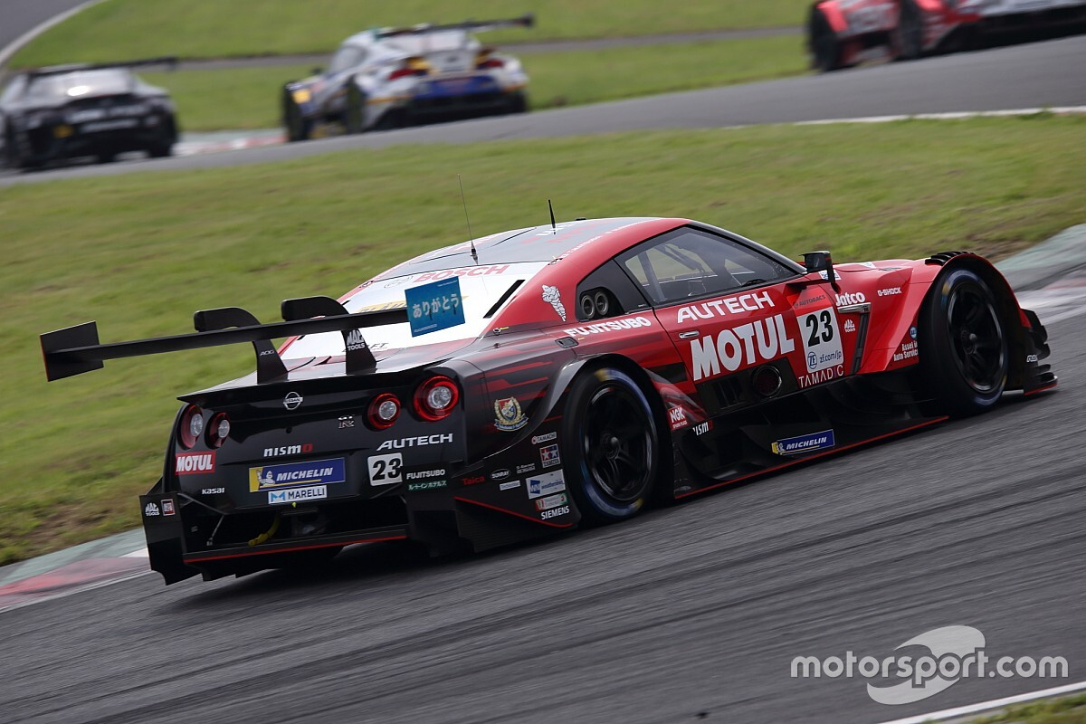 "Quintarelli convinced 2021 will be ""different"" for Nissan"