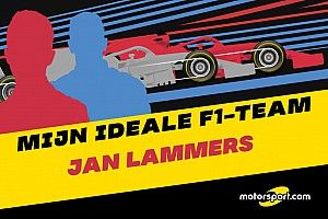 Mijn ideale F1-team: voormalig Formule 1-coureur Jan Lammers