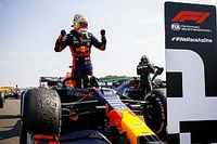 "Max Verstappen n'a ""pas vu venir"" sa victoire"