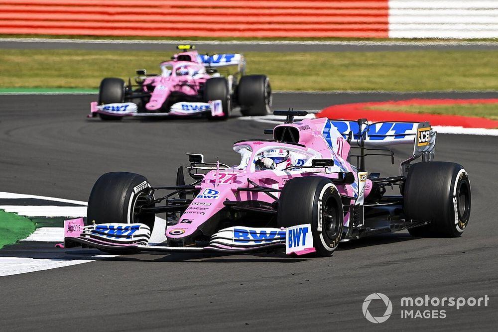 Racing Point recebe nova reprimenda por dutos de freios copiados da Mercedes