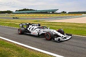 Онлайн. Гран При 70-летия Формулы 1. Квалификация