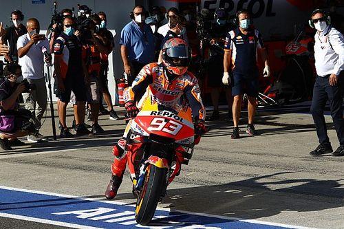 """Schwantz su Marquez: """"Più a lungo non guida, più sarà difficile il ritorno"""""""