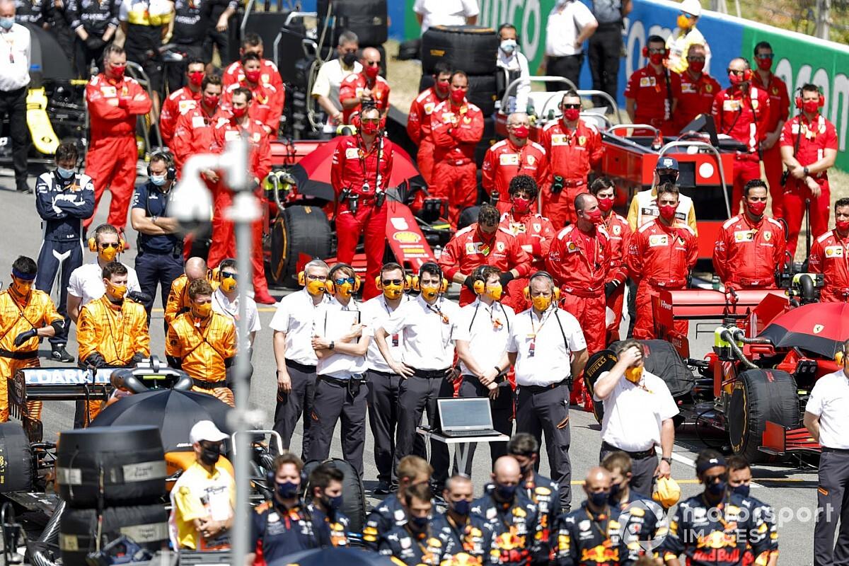 Meer teamleden toegestaan bij Formule 1-races