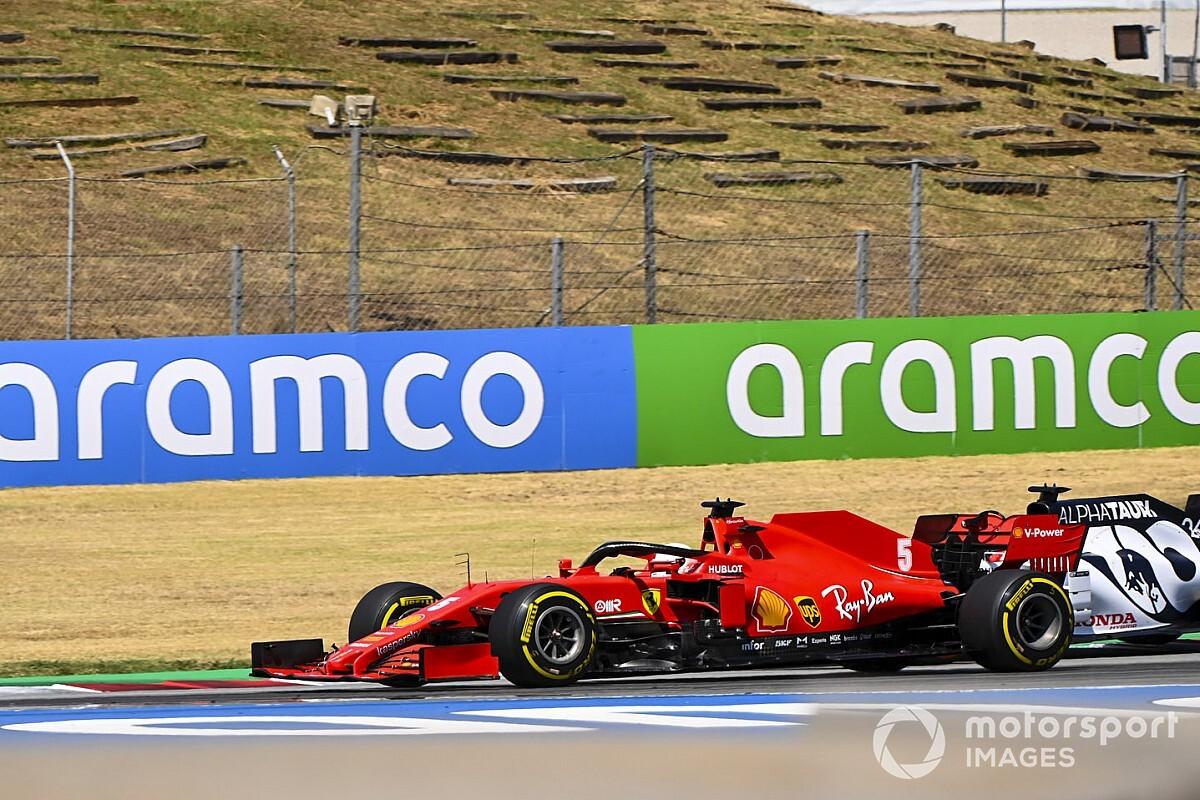 Vettel ondanks moeilijke start van 2020 'niet gefrustreerd'