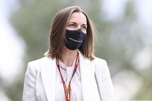 "Claire Williams cita ""DNA verdadeiro do esporte"" para justificar recurso contra Racing Point"