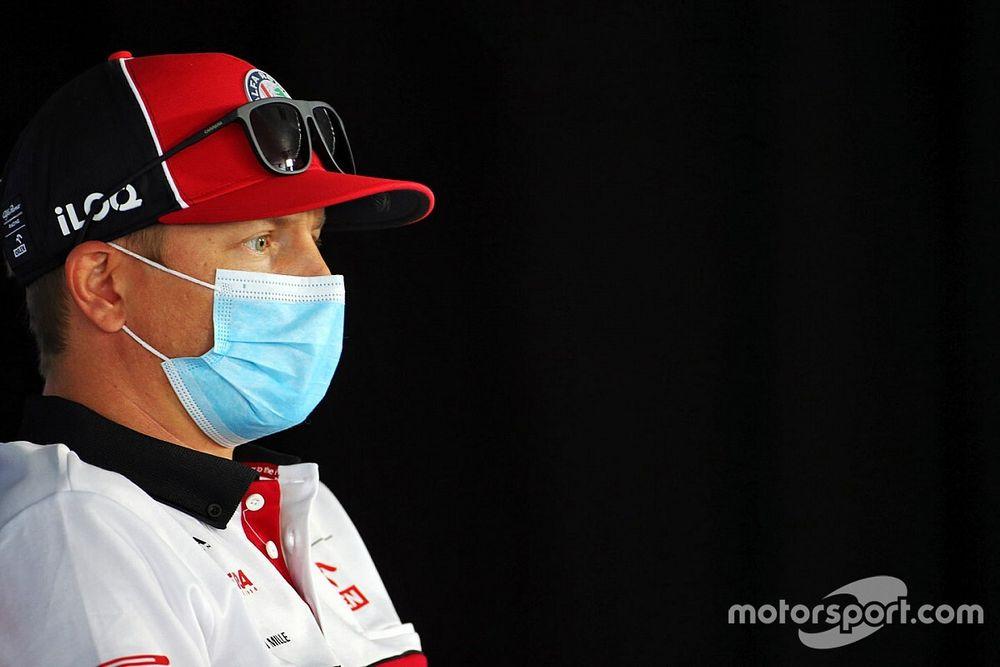 Räikkönen n'a pas pris de décision sur son avenir en F1