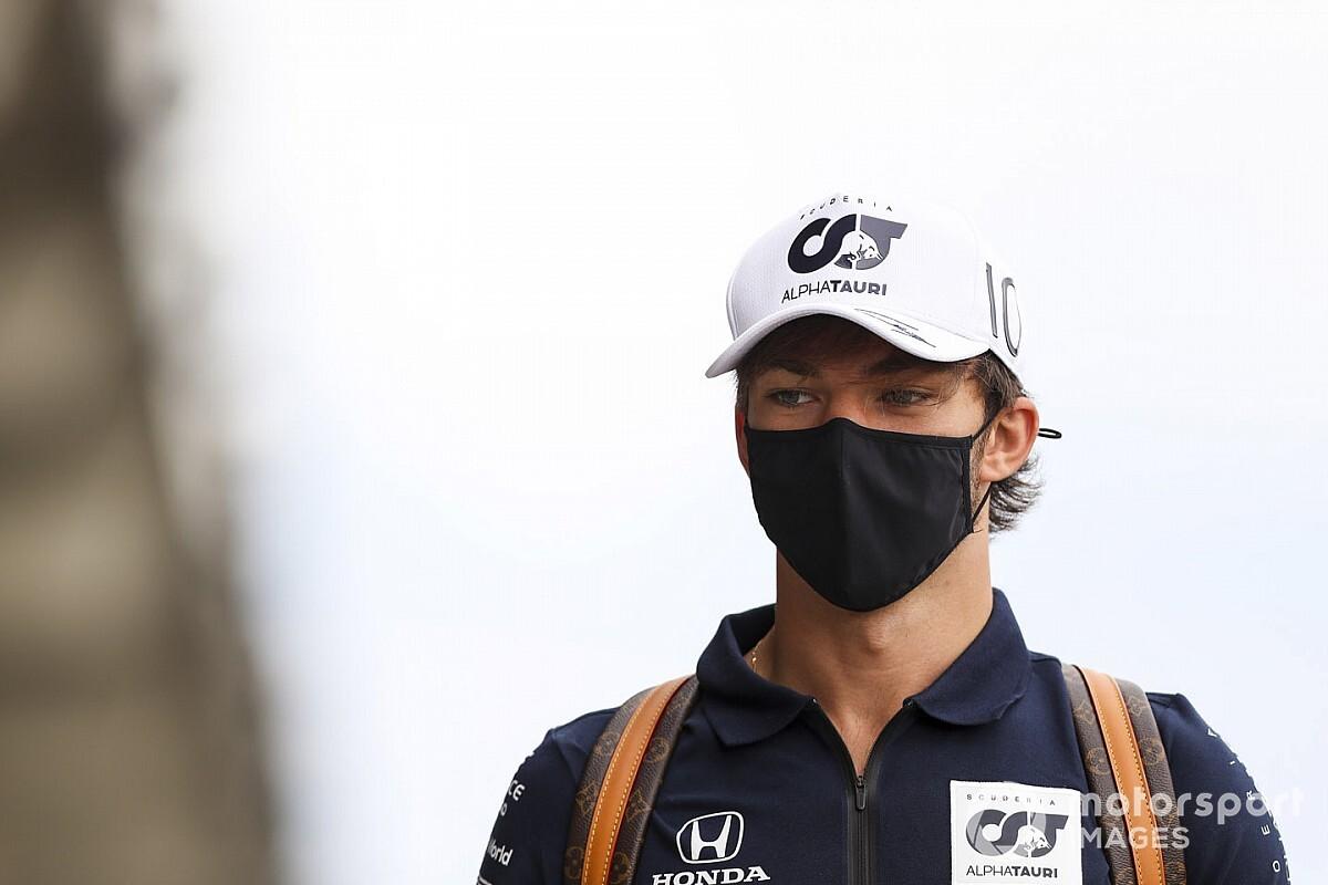Gasly autója meglepően leamortizálódott Ricciardo érintése után