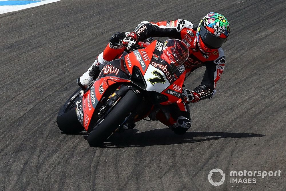 """Davies """"not wedded"""" to staying at Ducati in 2021"""