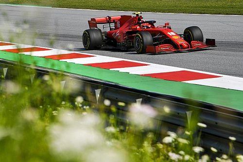 Długa droga przed Ferrari