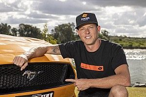 Courtney to race Boost-backed Tickford Mustang