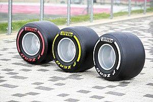 F1: Pirelli svela le mescole per gli ultimi 7 GP del 2020