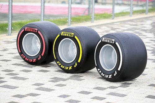 Pirelli test aangepaste 2021-banden tijdens Portugese Grand Prix