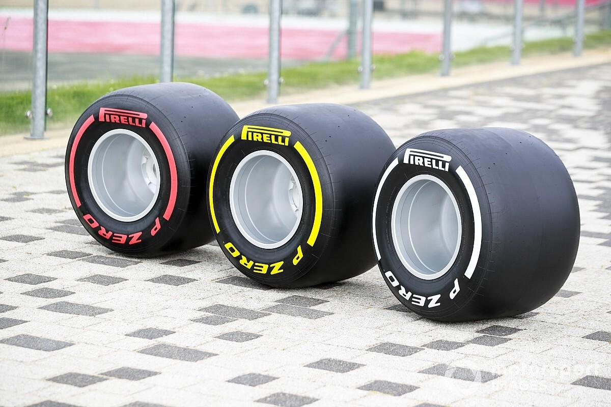 F1, Pirelli: le gomme prototipo 2021 provate nei GP di settembre?