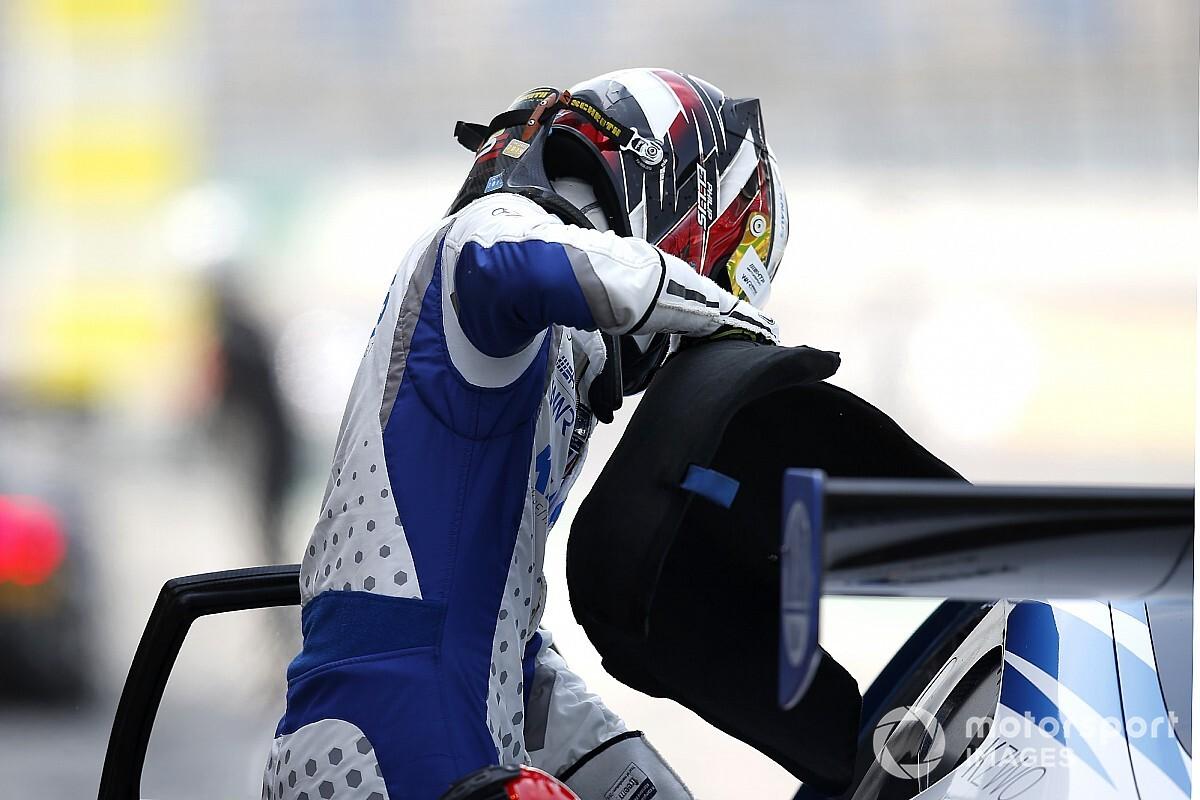 Marciello najszybszy na Nürburgringu