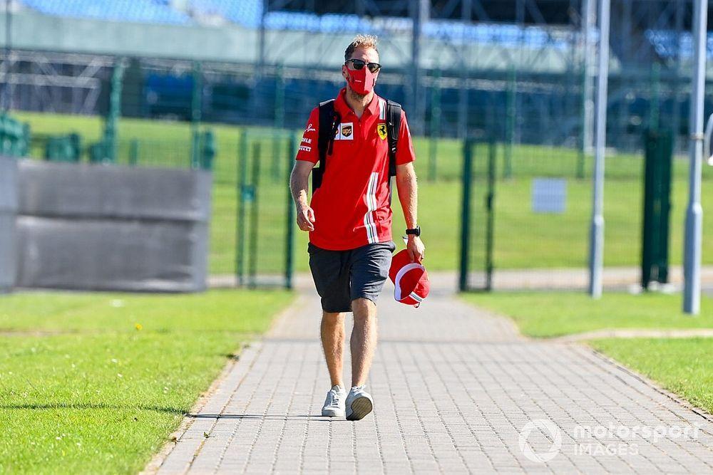 Forghieri: Enzo Ferrari le habría dado otro trato a Vettel
