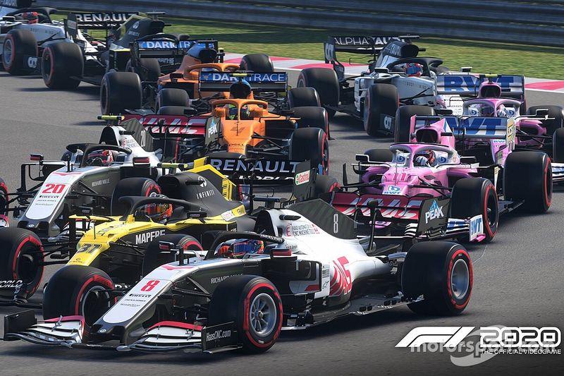 Las valoraciones de pilotos del 'F1 2020' que generan polémica