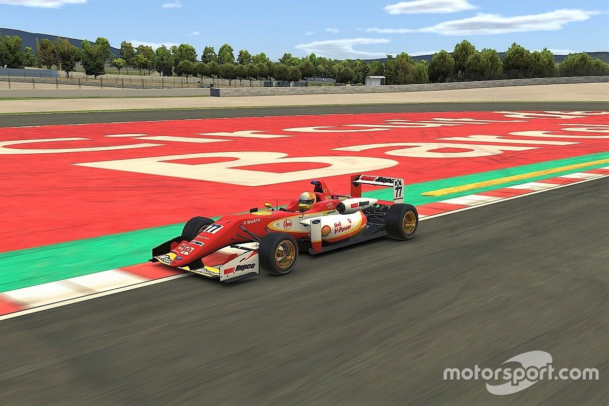 Goldner leva Shell novamente ao top-10 com 25 ultrapassagens em Barcelona