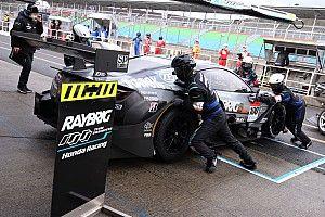 Super GT and Super Formula tests called off