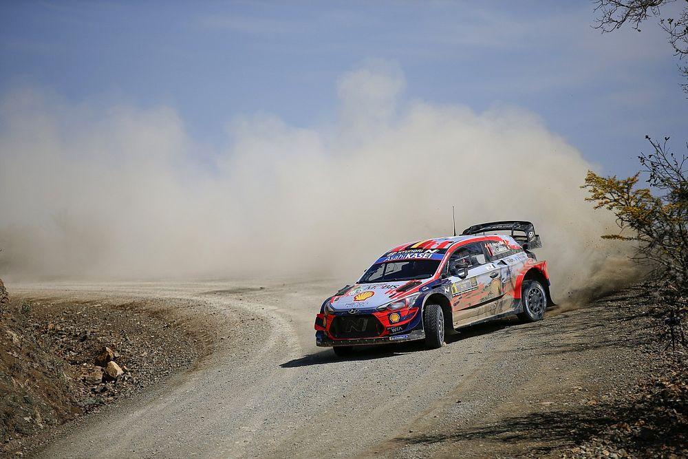 WRC unveils draft calendar for 2021 season