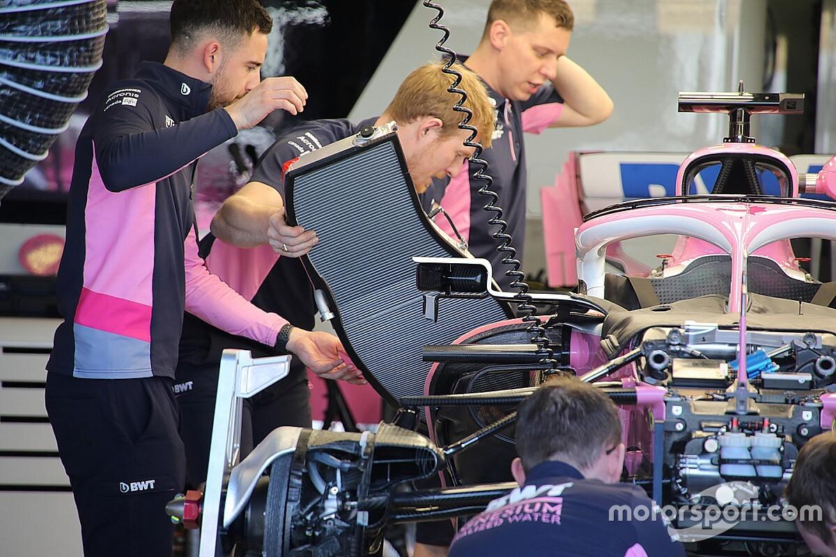 """F1、開発凍結パーツの管理が大変に? """"うっかりミス""""でレース失格の危険も!"""