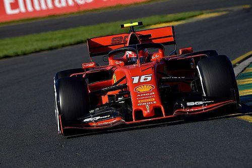 """Leclerc dice que hizo """"un muy mal trabajo"""" en Q3"""