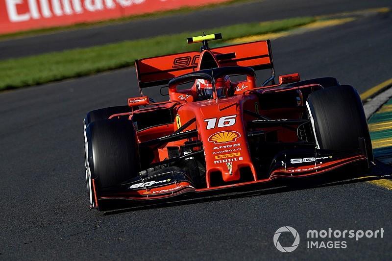 Ferrari: Charles Leclerc diz que fez 'trabalho muito ruim' no Q3
