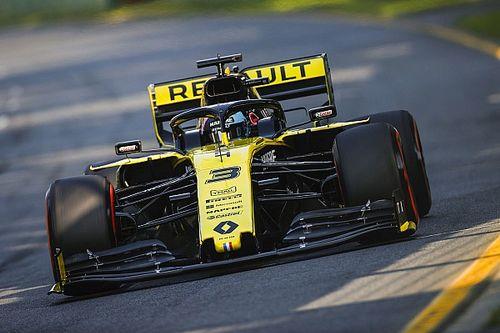 Abiteboul nie ocenia Ricciardo