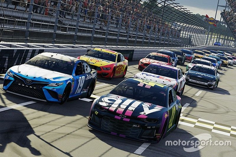 Get to know the eNASCAR Heat Pro League Hendrick drivers