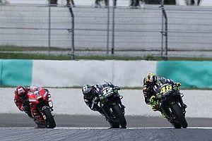 La Ducati es un avión; Rins, un martillo
