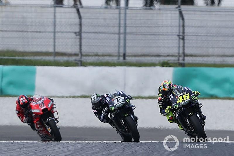 Analisi test MotoGP Sepang: la Ducati è un aereo, Rins un martello