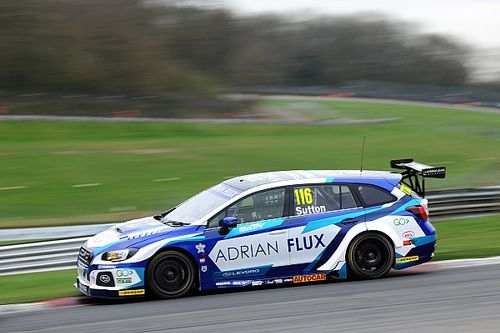 Brands Hatch BTCC: Sutton tops first qualifying of 2019
