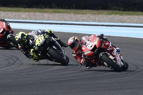 """Dovizioso: Rossi se habría """"autodestruido"""" si no cambiaba de mentalidad"""
