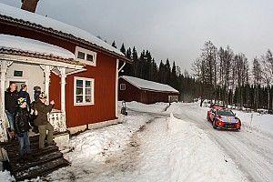 Así será el recorrido del Rally de Suecia tras la falta de nieve