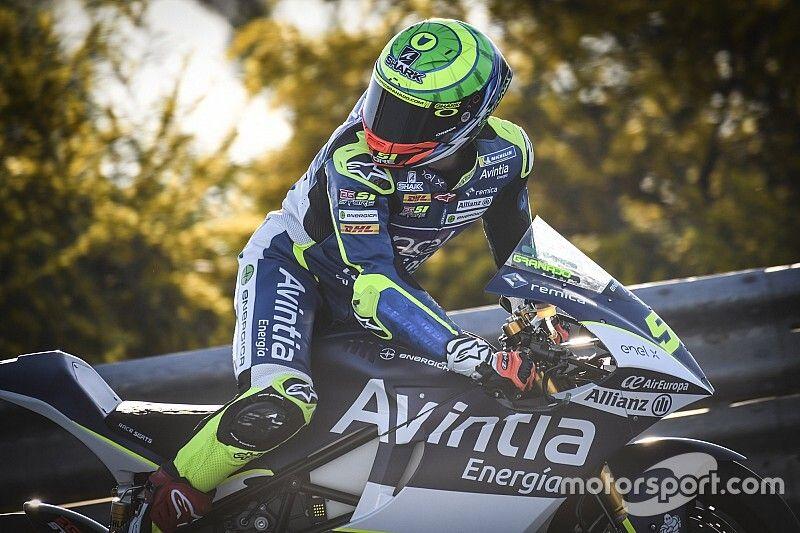 Granado vai à Malásia, mas não consegue estrear na MotoGP