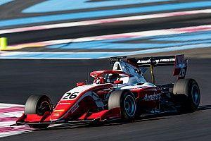 Ferrari junior Armstrong tops Paul Ricard F3 test