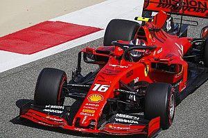 لوكلير يُحافظ على أفضليته ويتصدّر التجارب الحرّة الثالثة في البحرين