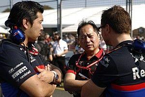 Honda está relajado por el podio, pero sabe que 'la brecha es clara'