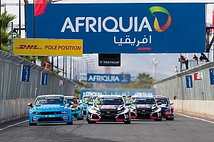 Marrakesh WTCR round axed after Bennani exit