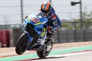 Austin MotoGP: Marquez liderken düştü, Rins ilk zaferini kazandı!